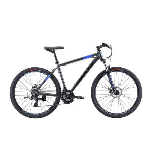 "Велосипед Kinetic 27,5"" STORM 19"" (серо-син)"