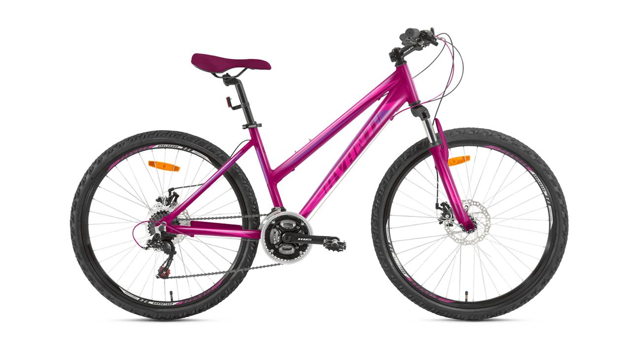 Велосипед Avanti CORSA фиолетовый