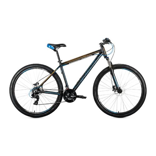 """Велосипед Avanti SKYLINE 650B (19"""") черно синий с оранжевым"""